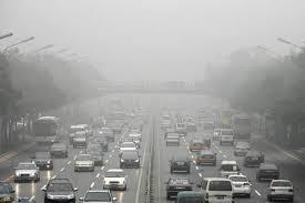 Resultado de imagen de contaminación atmosférica coches