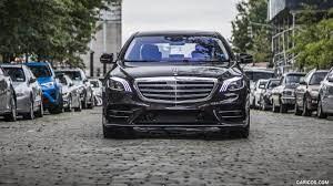 2018 Mercedes-Benz S-Class S560 4MATIC ...