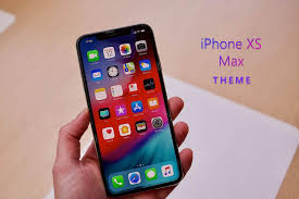 Theme for iPhone XS Max cho Android - Tải về APK