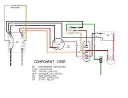 wiring diagram for ac start capacitor readingrat net Ac Contactor Wiring Diagram wiring diagram for ac start capacitor ac magnetic contactor wiring diagram