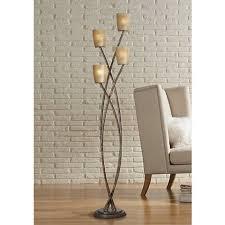 kathy ireland lighting fixtures. kathy ireland metro plaza uplight copper bronze floor lamp lighting fixtures