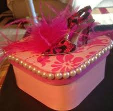 Decorating A Shoe Box decorate shoe boxes for storage I made this one out excess 97