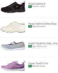 Propet Shoes Size Chart 11 Best Propet Walking Shoes December 2019 Runrepeat