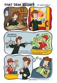 14jul harry potter series cartoon parody it