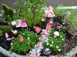 fairy garden ideas diy cute pink mushroom fairy garden diy fairy garden furniture ideas