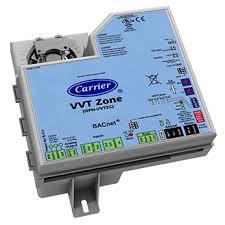 carrier zone control. i-vu® open vvt® zone damper controller carrier control