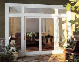 Single Patio Door With Side Lights French Door Envirogreen Masterly