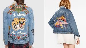 gucci denim jacket. gucci denim jacket