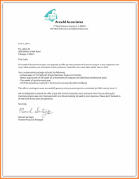 Sample Employment Offer Letter Template 4 Sample Offer Letter For Employment Corpus Beat