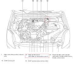 p0113 2011 nissan sentra intake air temperature sensor circuit high need more help