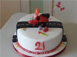 21st Birthday Cake Ideas For Males Classic Style Crazy 21st