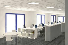 blue white office space. Small Office Spaces Design. Luxury Commercial Design Ideas 1156 Emejing Mercial Fice Space Blue White