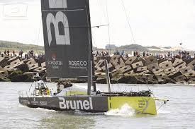 2018 volvo ocean race.  race den haag finish volvo ocean race 2018 on volvo ocean race