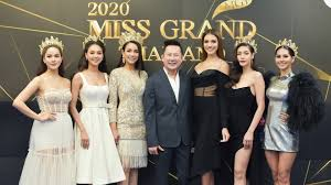 Miss Grand Thailand 2020 แถลงเปิดเวทีประกวด