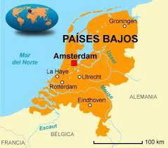 Conheça os países pertencentes em cada área e leia ainda algumas curiosidades sobre esse continente. Paises Bajos Mapa Europa Buscar Con Google Paises Bajos Paises Mapa Paises