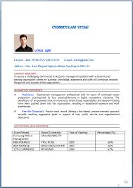 Top Ten Resume Formats 100 Images Examples Of Resumes Best