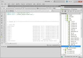 Lessons.Ch11. CSS text in Dreamweaver – linking or importing a new ...
