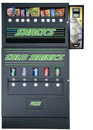 Small Snack Vending Machines Fascinating 4848 Combination Mechanical Snack Soda Vending Machine