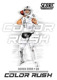 Oakland Rush Raiders Jersey Color 2016