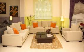 admirable models of serene living room decorated with cream wall paint color and single