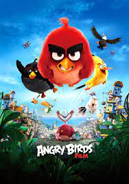 Olive Blue Angry Birds Movie (Page 1) - Line.17QQ.com