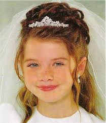 First Communion Hairstyles 72 Inspiration 24 Best Marianna Communion Images On Pinterest First Holy