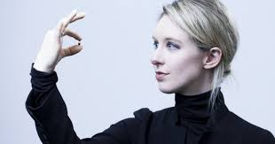 Image result for Images for Elizabeth Holmes
