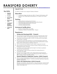 Sample Resume For Botany Lecturer Best of Professor Resume Techtrontechnologies