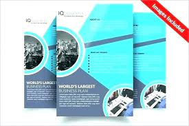Flyer Templates Word 8 Free High Quality Brochure Templates Brochure 3 Page Flyer