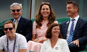 Kate Middleton's sweet moment with dad Michael you might have missed at  Wimbledon