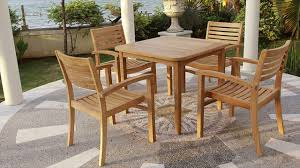 Is Teak Outdoor Furniture Good  Teak Outdoor Furniture Is Teak Good For Outdoor Furniture