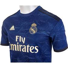 2019 20 Adidas Real Madrid Away Jersey Soccerpro