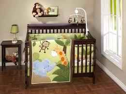 jungle themed nursery view larger jungle themed crib bedding