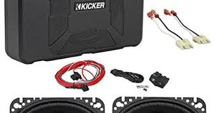 yj jeep wrangler kicker 8 inch sub and 4x6 front speakers yj yj jeep wrangler kicker 8 inch sub and 4x6 front speakers yj jeep wrangler mods 1987 1995 products audio and home