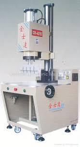 ultrasonic plastic welding machine 1