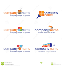painting business logos free 79973 jpg