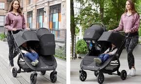 baby jogger city mini gt2 double vs