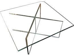 incredible all glass coffee table ralph lauren vintage all glass coffee table coffee tables new