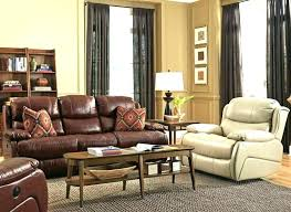 leather reclining sofa amazing of power flexsteel recliner s reviews