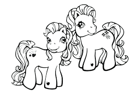My Little Pony Pictures To Colour In Trustbanksurinamecom