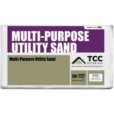 tcc materials multi purpose utility sand 50 lb