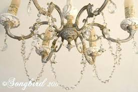 home improvement brass chandelier makeover 1 old with chalk paint delightful