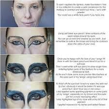easy makeup tutorial black swan