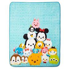 Tsum Tsum Throw Blanket