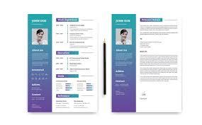 How Many Pages Is A Modern Resume 2 Pages Modern Resume Template Papers Modern Resume
