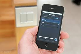 control lighting with iphone. mk electric astral will sex up your lighting gives iphone control image 1 with