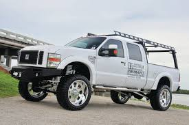 ford works 2008 ford f 250 4x4 lariat wicked work truck photo image gallery