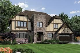 tudor house plans. Tudor Exterior - Front Elevation Plan #48-664 House Plans