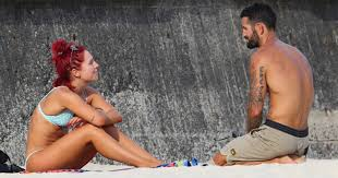 Does 'DWTS' Pro Sharna Burgess Have a BF? She Flirted in a Bikini