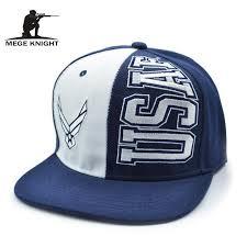 Mege Brand Fashion Embroidery Unisex Summer Baseball Cap Hip ...